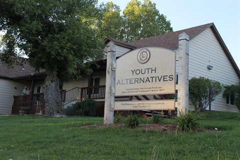 Youth Alternatives offices